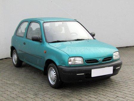 Nissan Micra, 1997