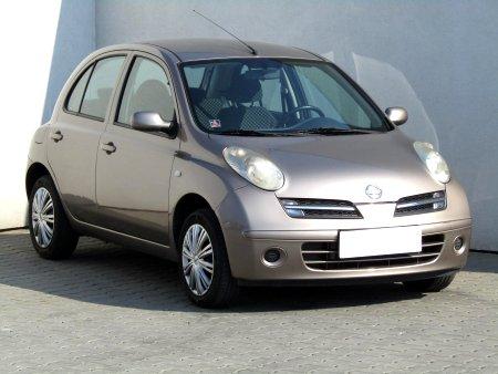 Nissan Micra, 2005