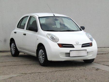 Nissan Micra, 2004