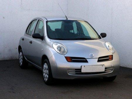 Nissan Micra, 2008