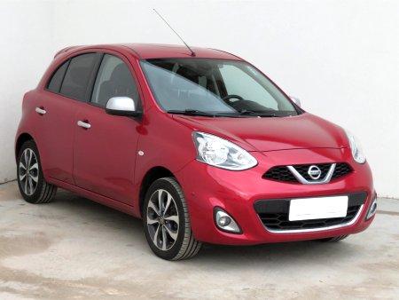 Nissan Micra, 2015