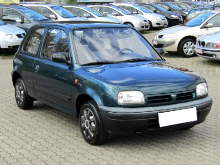 Nissan Micra, 1996
