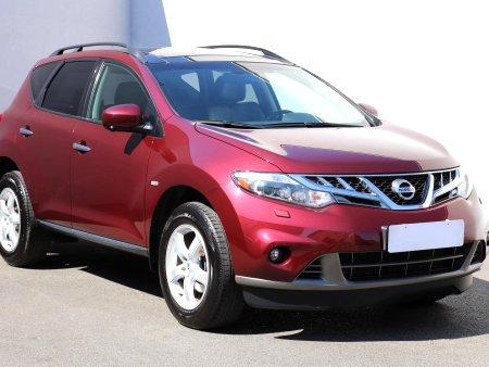 Nissan Murano, 2012