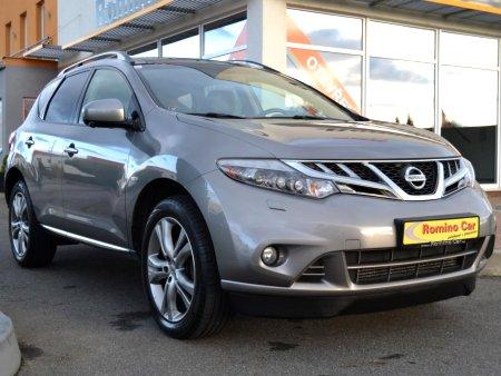 Nissan Murano, 2010