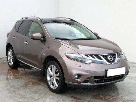 Nissan Murano, 2014