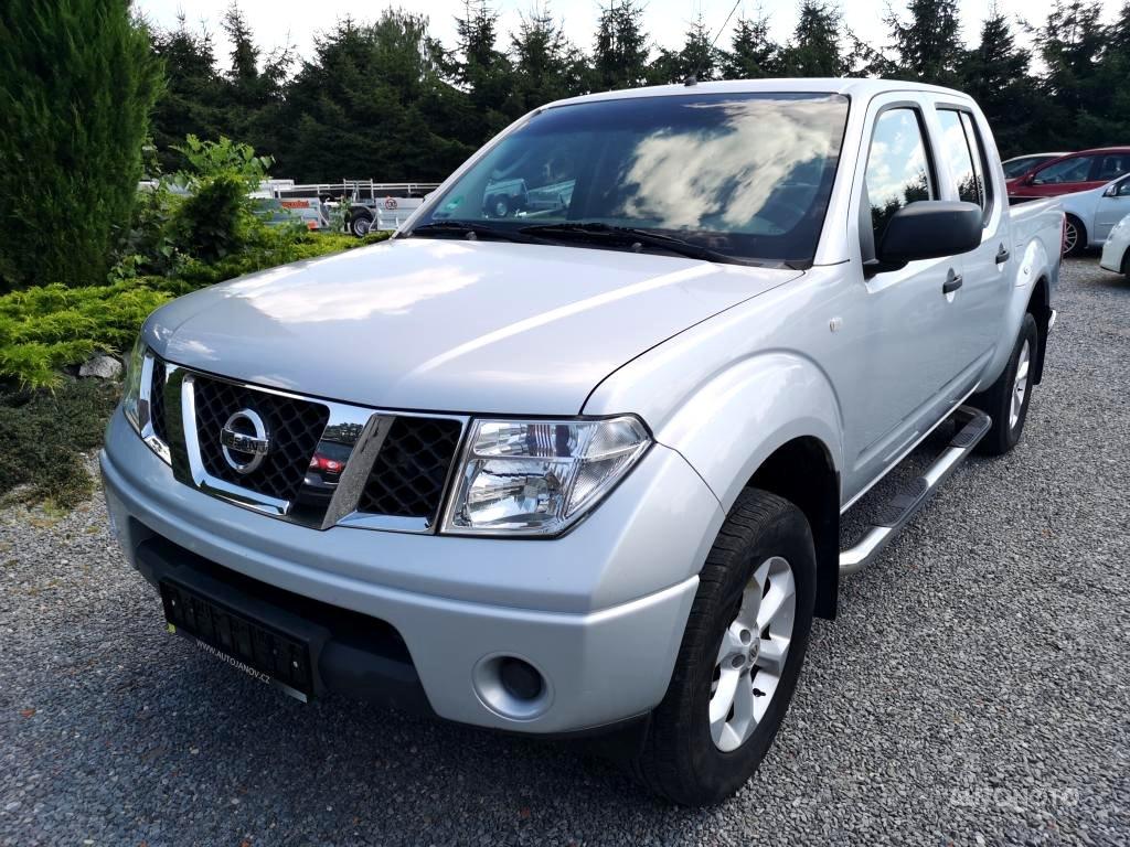Nissan Navara, 2005 - celkový pohled
