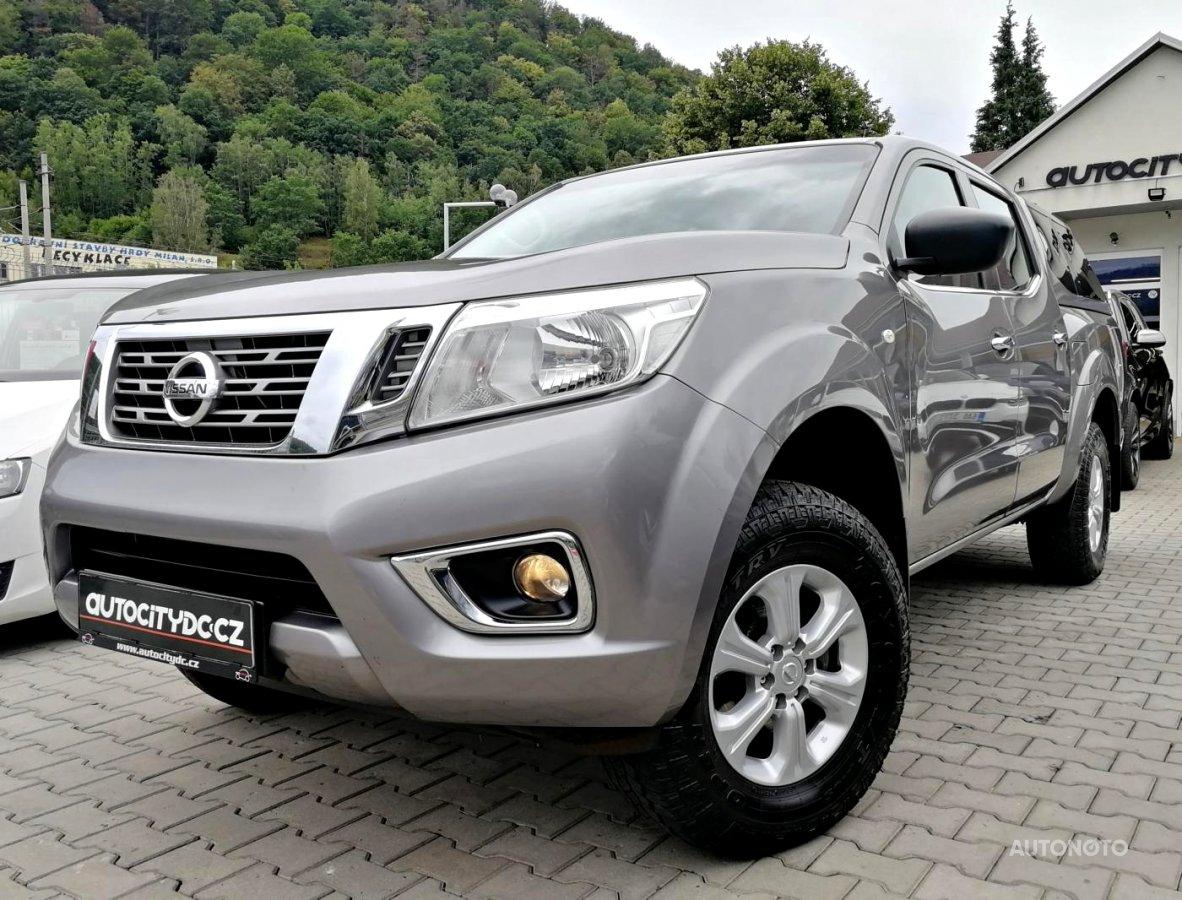 Nissan Navara, 2017 - celkový pohled