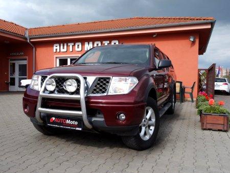 Nissan Navara, 2007