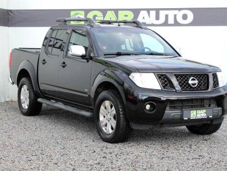 Nissan Navara, 2014