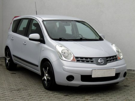 Nissan Note, 2008