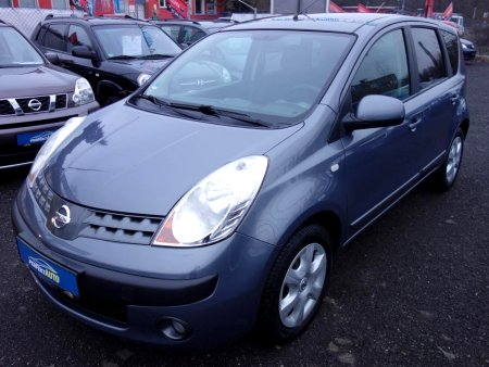 Nissan Note, 2007
