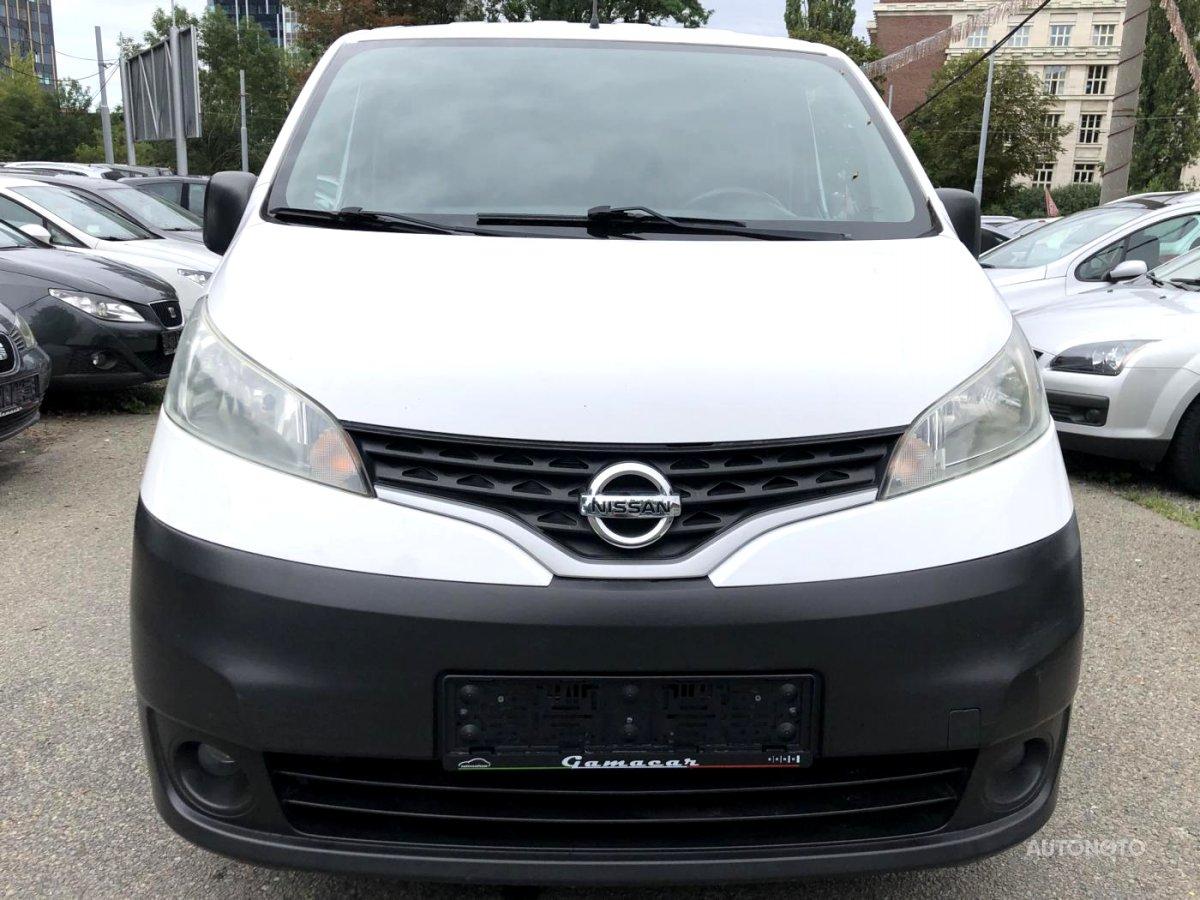 Nissan NV200, 2011 - celkový pohled