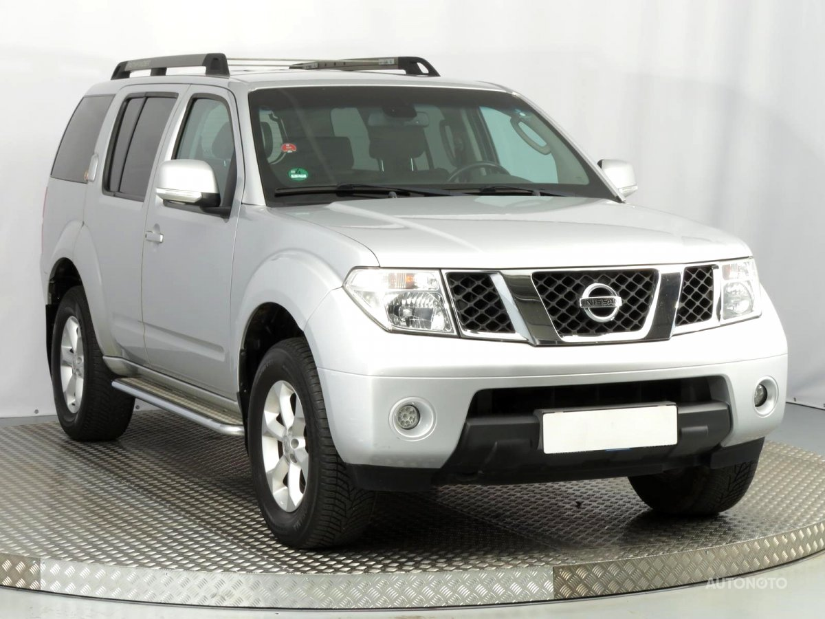 Nissan Pathfinder, 2007 - celkový pohled