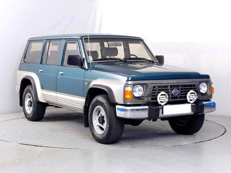 Nissan Patrol, 1997