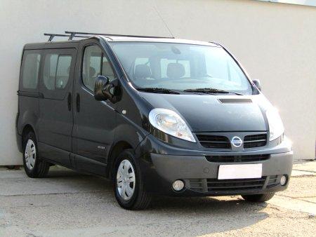 Nissan Primastar, 2008