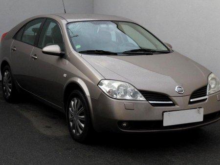 Nissan Primera, 2007