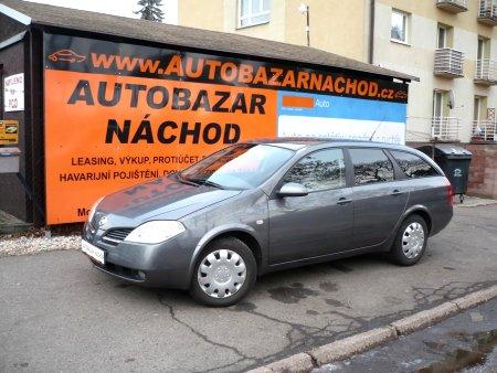 Nissan Primera, 2005