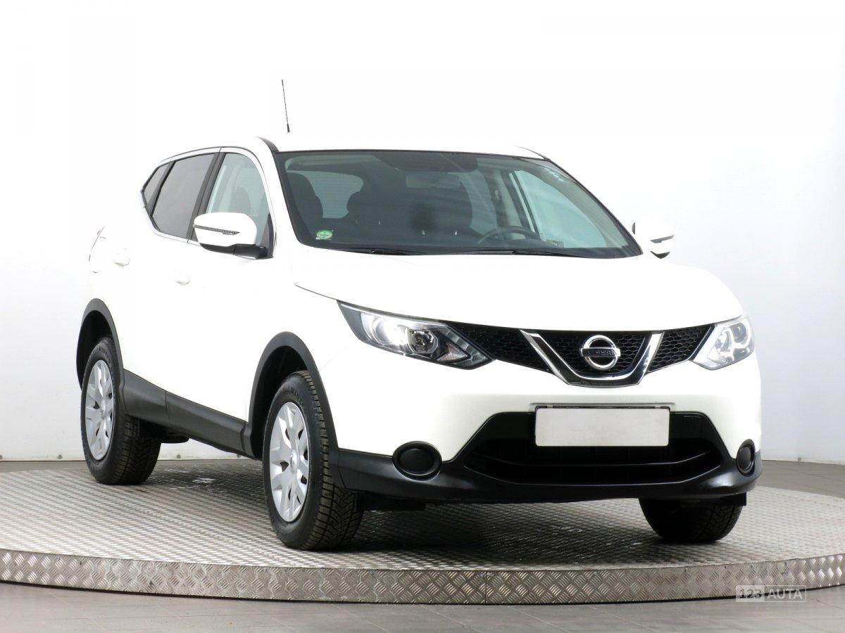 Nissan Qashqai, 2016 - celkový pohled