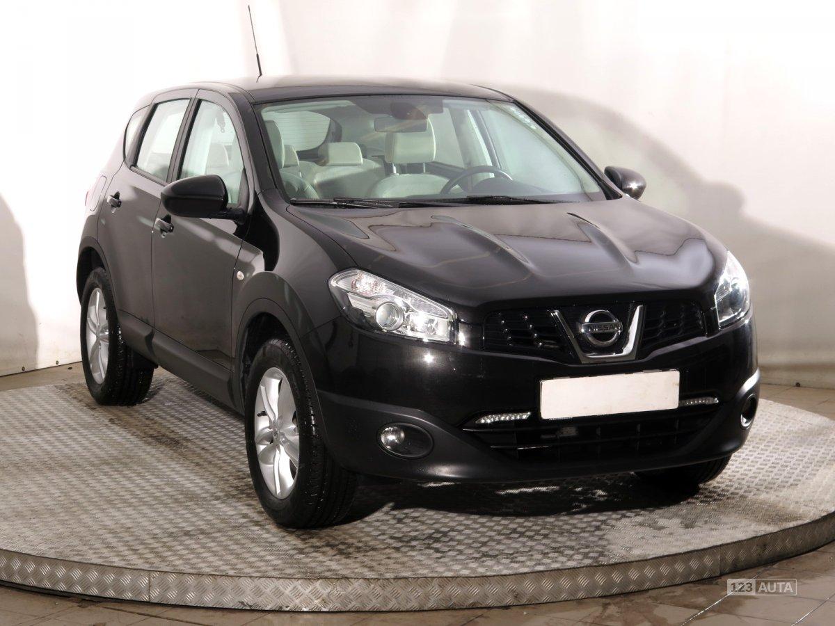 Nissan Qashqai, 2013 - celkový pohled