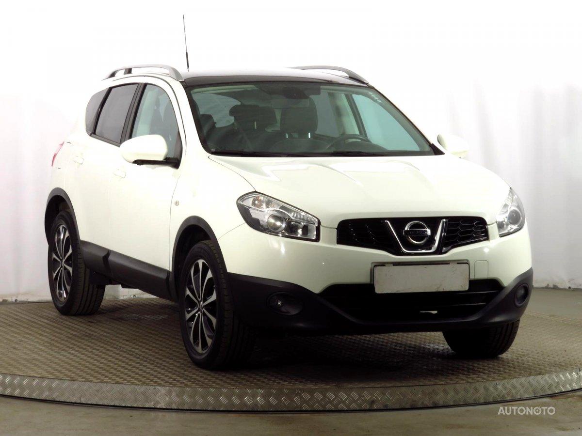 Nissan Qashqai, 2012 - celkový pohled