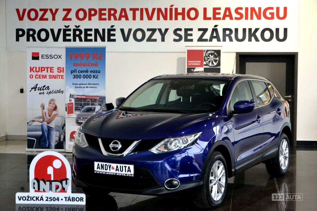 Nissan Qashqai, 2015 - celkový pohled