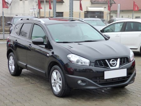 Nissan Qashqai, 2010