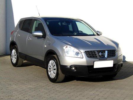 Nissan Qashqai, 2007