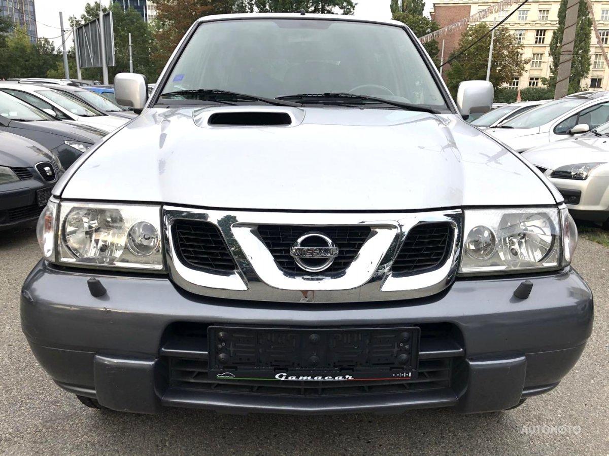 Nissan Terrano, 2004 - celkový pohled