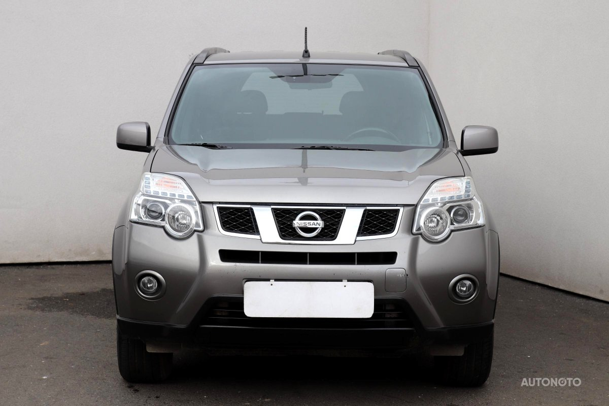 Nissan X-Trail, 2011 - pohled č. 2
