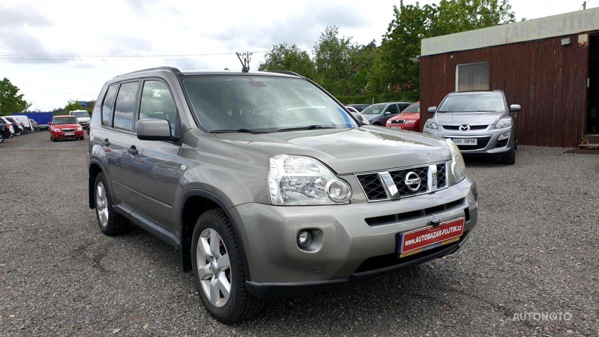 Nissan X-Trail, 2008 - celkový pohled