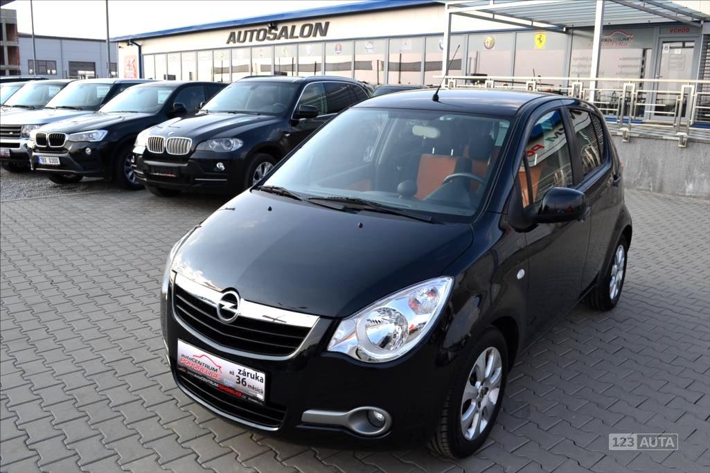 Opel Agila, 0 - celkový pohled