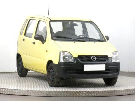 Opel Agila, 2003