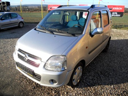 Opel Agila, 2008