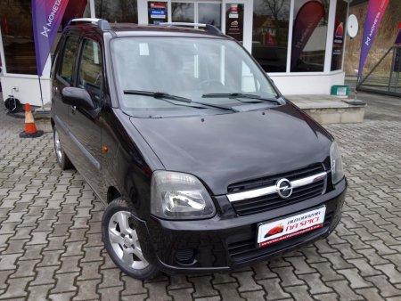 Opel Agila, 2004