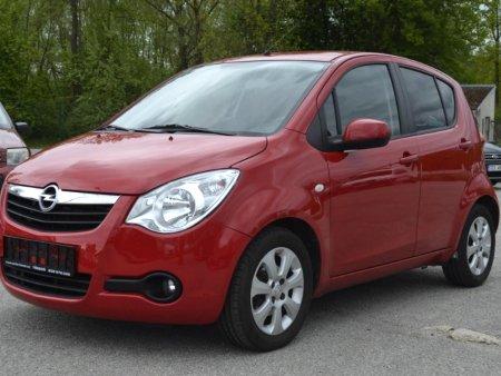 Opel Agila, 2010
