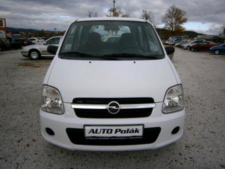 Opel Agila, 2007