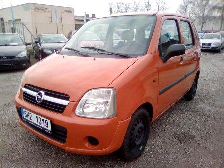 Opel Agila, 2006