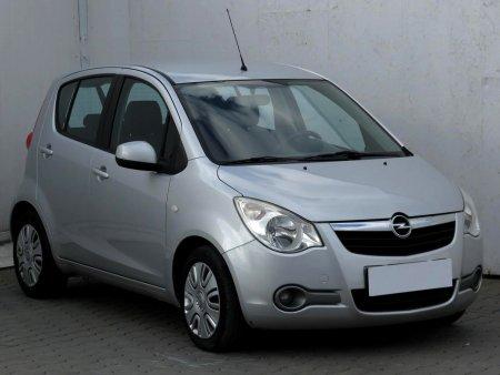 Opel Agila, 2011