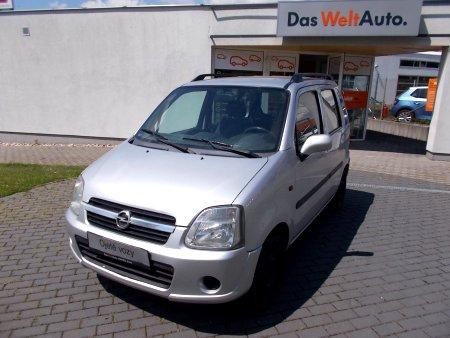 Opel Agila, 2005