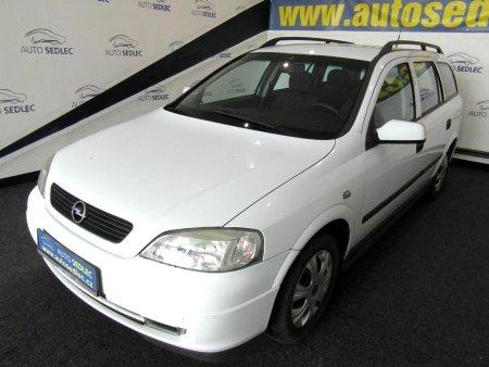 Opel ASTRA CARAVAN, 2002