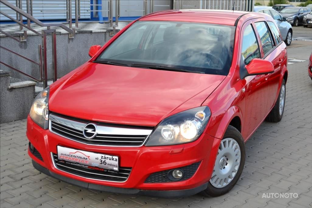 Opel Astra, 0 - celkový pohled
