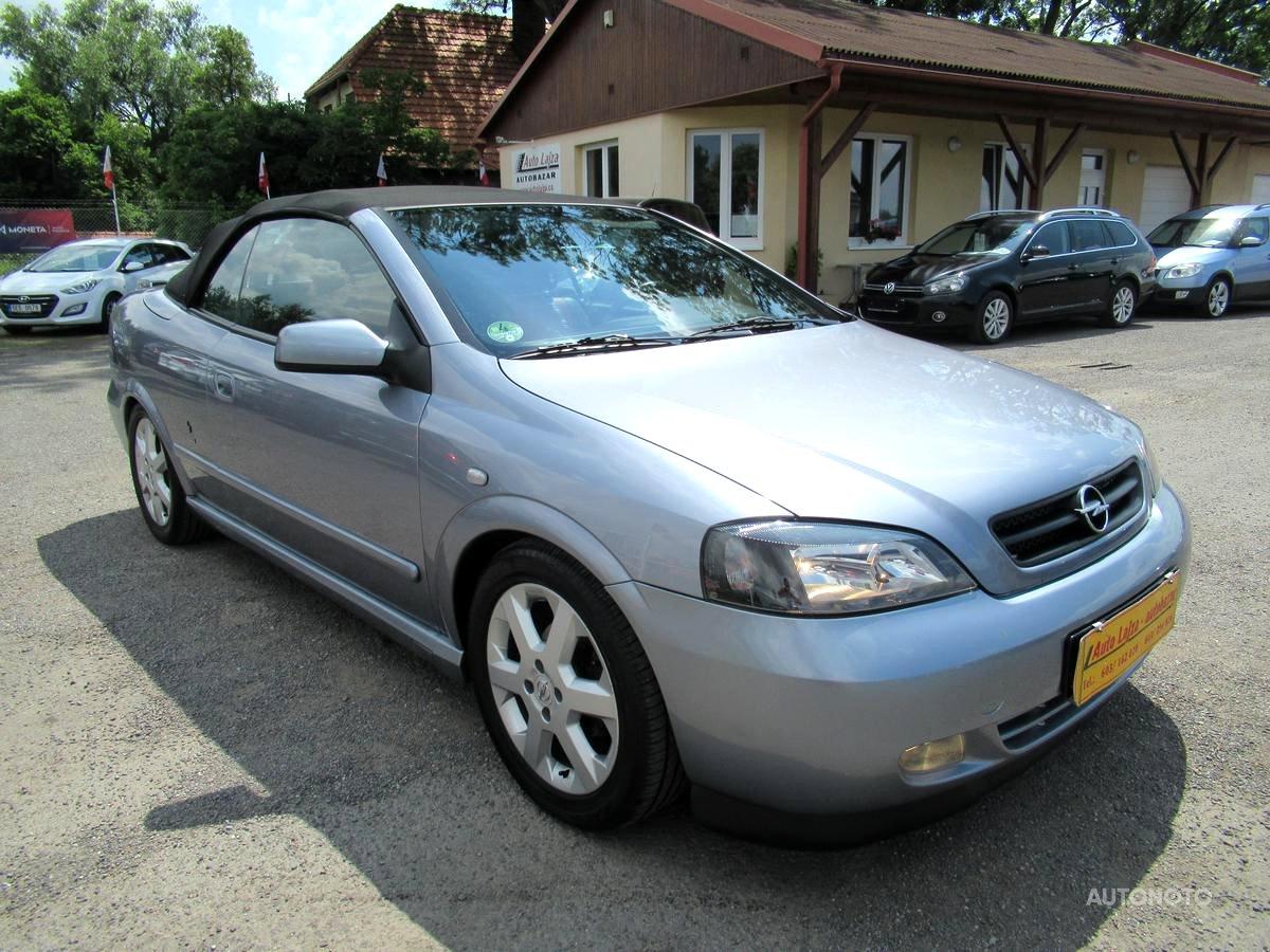 Opel Astra, 2003 - celkový pohled