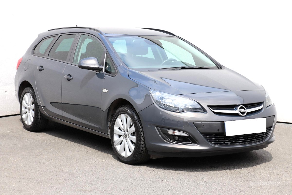 Opel Astra, 2015 - pohled č. 1