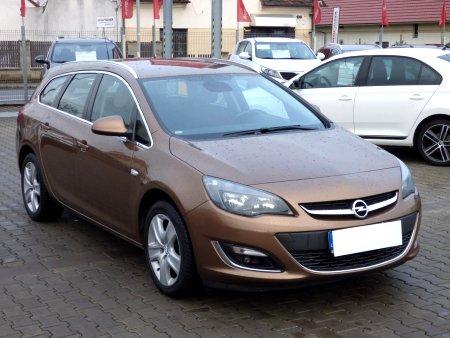 Opel Astra, 2015