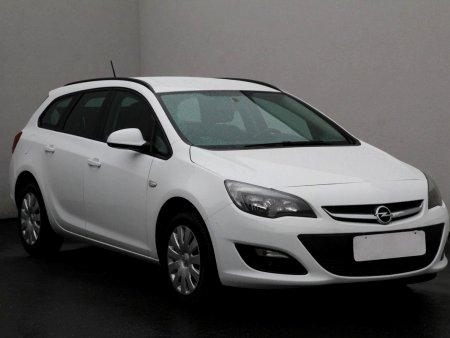 Opel Astra, 2014