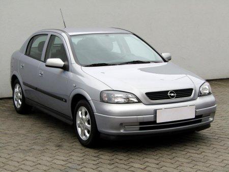Opel Astra, 2003