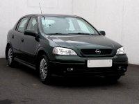 Opel Astra, 2000 - celkový pohled