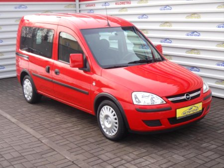 Opel Combo, 2009