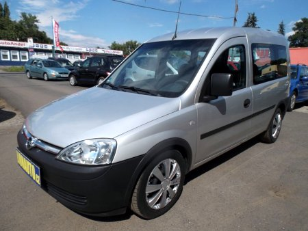 Opel Combo, 2007