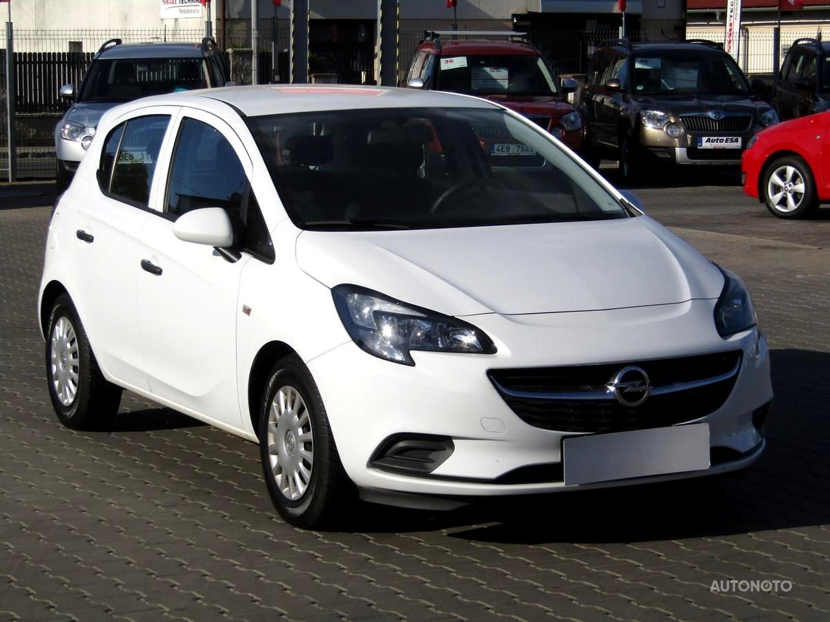 Opel Corsa, 2016 - celkový pohled